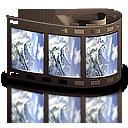 Ejemplos de vídeos de fotografías grabadas en cristal ( 2D y 3D )